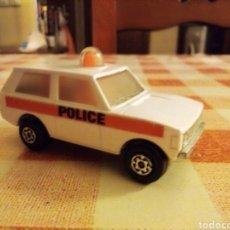 Coches a escala: MATCHBOX RANGE ROVER POLICE. Lote 217536226