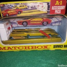 Coches a escala: MATCHBOX ELEVADOR STATION. Lote 217874737