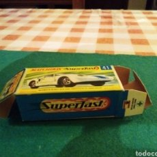 Coches a escala: MATCHBOX CAJA ORIGINAL FORD GT. Lote 221665067