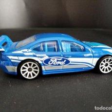 Coches a escala: FORD FALCON 86 RACE CAR - HOTWHEELS 2011 - 1:72 DIECAST METAL HOT WHEELS. COCHE. Lote 224480218