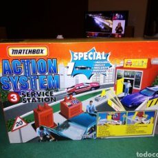 Coches a escala: MATCHBOX ACTION SYSTEM. Lote 227115790