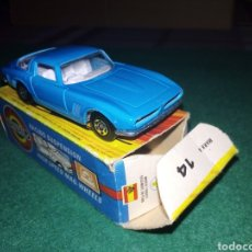 Coches a escala: MATCHBOX ISO GRIFO. Lote 233904705