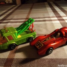 Coches a escala: LOTE 2 COCHES MATCHBOX. Lote 249157115