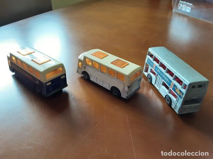 Coches a escala: Autobuses matchbox england - Foto 2 - 253475435