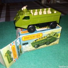 Coches a escala: MATCHBOX PERSONER CARRIER. Lote 254965300