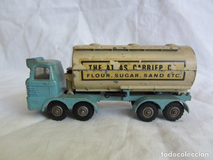 Coches a escala: Camión Routeman Pneumajector nº 322 Budgie Toys, escala aproximada 1/72 - Foto 2 - 255549390