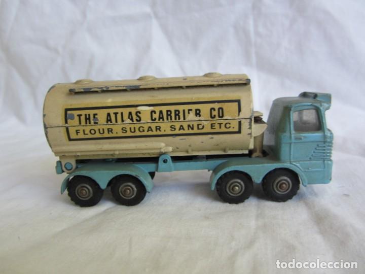 Coches a escala: Camión Routeman Pneumajector nº 322 Budgie Toys, escala aproximada 1/72 - Foto 4 - 255549390