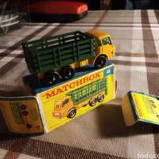 Coches a escala: MATCHBOX STAKE TRUCK. Lote 257667615