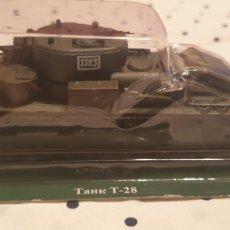 Voitures à l'échelle: TANQUE TAHK T-28 ESCALA 1/72 EN SU BLISTER. Lote 262963135