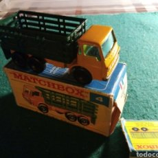 Coches a escala: MATCHBOX STAKE TRUCK. Lote 269187650