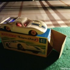 Coches a escala: MATCHBOX FORD GT. Lote 269573683