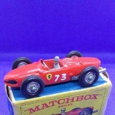 Coches a escala: MATCHBOX Nº 73 FERRARI RACING CAR. Lote 277194353