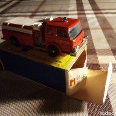 Coches a escala: MATCHBOX PUMPER TRUCK. Lote 277196608