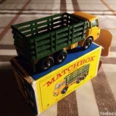 Coches a escala: MATCHBOX STAKE TRUCK. Lote 278960653