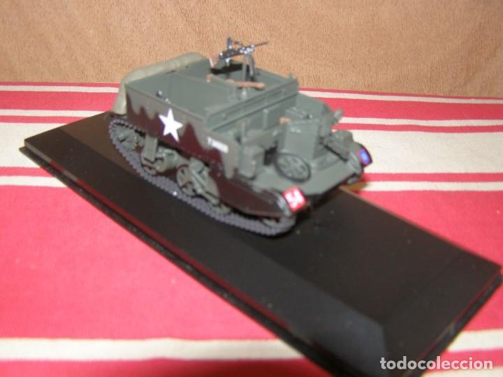 Coches a escala: Colección de vehículos militares Ech 1/43: Universal CARRIER MK.II (V. Bocage Francia 1944) - Foto 2 - 287767028