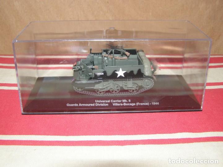 Coches a escala: Colección de vehículos militares Ech 1/43: Universal CARRIER MK.II (V. Bocage Francia 1944) - Foto 4 - 287767028