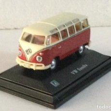 Coches a escala: FURGONETA VOLKSWAGEN VW SAMBA. E: 1:72. Lote 288624833