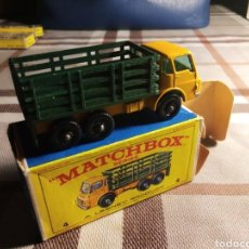 Coches a escala: MATCHBOX STAKE TRUCK. Lote 289654553