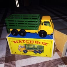 Coches a escala: MATCHBOX STAKE TRUCK. Lote 294920893