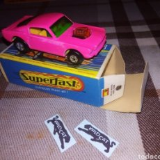 Coches a escala: MATCHBOX FORD MUSTANG WILD CAT. Lote 294927588