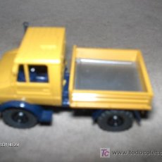 Coches a escala: WIKING ------- MERCEDES UNIMOG. Lote 17684921