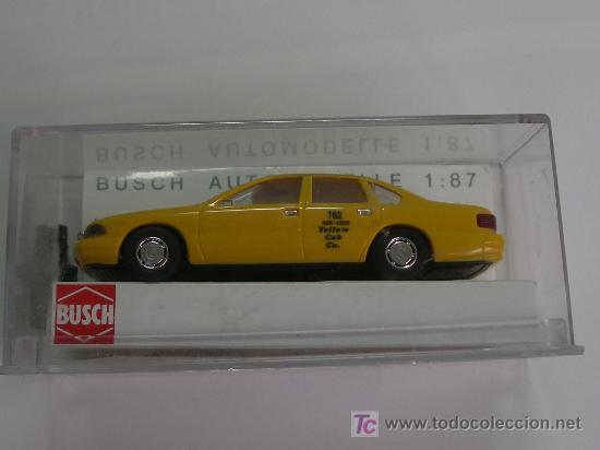 Nuevo Busch 43918-1//87 Volvo 544 Taxi Suecia