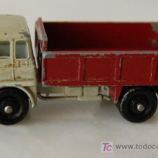 Coches a escala: CAMIONETA VOLQUETE BEDFORD 7,50 TON TIPPER MADE IN ENGLAND BY LESNEY Nº 3. Lote 26319874