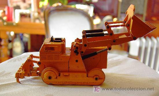 Miniaturas joal nº 213, caterpillar traxcavator - Verkauft