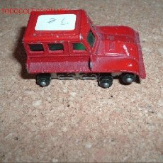 Coches a escala: COCHE SNOW-TRAC - MATCHBOX, SERIES Nº35 . MADE IN ENGLAND BY LESNEY. Lote 23369046