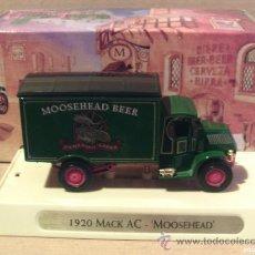 Coches a escala: MATCHBOX ----- 1920 MACK AC -- MOOSEHEAD. Lote 23209210