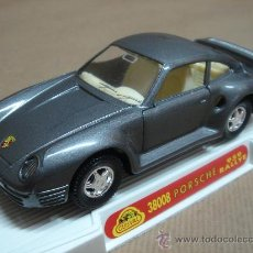 Coches a escala: COCHE METAL GUISVAL PORSCHE 959 RALLYE ESC:1/30 ¡¡ NUEVO MADE IN SPAIN ¡¡¡. Lote 24534742