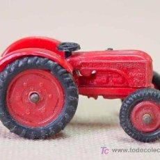 Coches a escala: TRACTOR DE PLASTICO MINI CARS ANGUPLAS 1960S 1:86. Lote 22932610