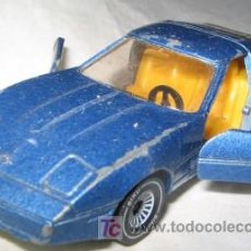 Auto in scala: CHEVROLET CORVETTE DE SIKU. Lote 24978645