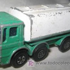 Coches a escala: CAMION MATCHBOX LESNEY . Lote 25043242