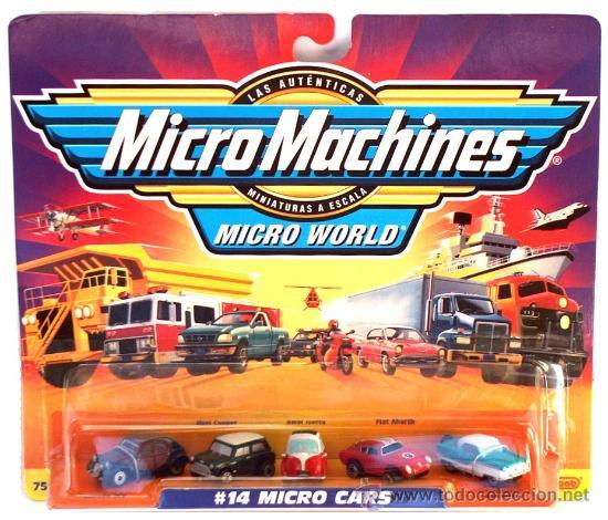 Vendido Carscitróe Micro En Venta 14 Blister Nº Machines tshQCrd