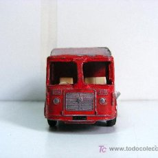 Coches a escala: BY LESNEY MATCHBOX, KING SIZE, REFUSE TRUCK, Nº K-7, CAMION BASURA. Lote 26579566