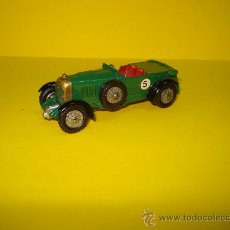 Coches a escala: MATCHBOX.LEMANS BENTLEY DE LESNEY,REF.Y-5A . AÑO 1958.. Lote 18346195
