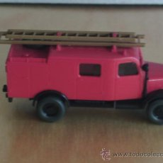 Coches a escala: WIKING ---- CAMION BOMBEROS - 1/87. Lote 19090053
