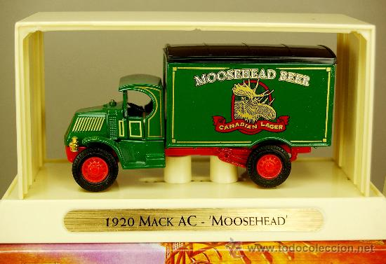 Coches a escala: MACK AC 1920 MOOSHEHEAD BEER LAGER - Model YESTERYEAR Collection MATCHBOX COLLECTIBLES Nuevo en Caja - Foto 2 - 25961788