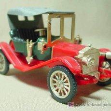 Coches a escala: AUTOMOVIL MAXWELL 1911, ROADSTER, NACORAL, FABRICADO EN ESPAÑA,. Lote 19291755