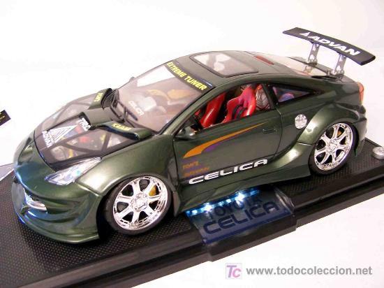 1 12 Toyota Celica Tuning Kentoys Verde Vendido En Venta Directa