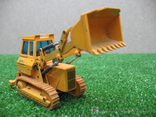 joal) miniaturas nº 218 escabadora caterpillar - Sold