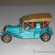 Coches a escala: MATCHBOX LESNEY Y12 THOMAS FLYABOUT . Lote 26759476