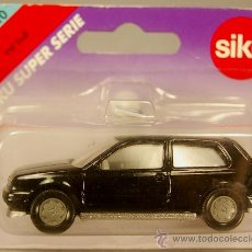 Coches a escala: VOLKSWAGEN GOLF - SIKU 1010 - N/BLISTER - GERMANY - 1/55. Lote 26553346