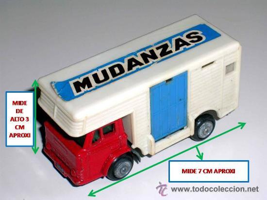Mudanzas Vendido 1100 Fa En Subasta Camion Ford Escala Guisval q53ASRc4jL