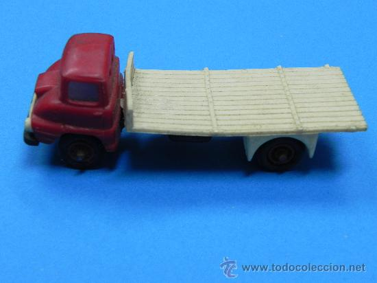 CAMION FOR THAMES DE MINI CARS (Juguetes - Coches a Escala Otras Escalas )