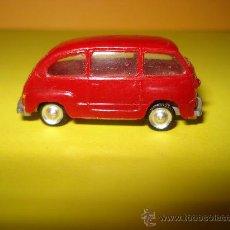 Coches a escala: FIAT 600 MULTIPLA DE EKO EN ESCALA 1/88 H0. . Lote 24121670
