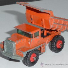 Coches a escala: CAMION MACK TRUCK - LESNEY MATCHBOX SERIES Nº 28 - MADE IN ENGLAND. Lote 26283885
