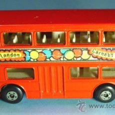 Coches a escala: THE LONDONER. MATCHBOX. Nº 17. MADE IN ENGLAND. AÑO 72. .. Lote 26629353