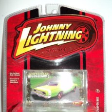Coches a escala: COCHE 70 DODGE SUPER BEE, ESCALA 1/64, MARCA JOHNNY LIGHTNING.. Lote 27094344